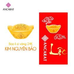 Bao lì xì vàng Kim Nguyên Bảo 2020 - ANCARAT