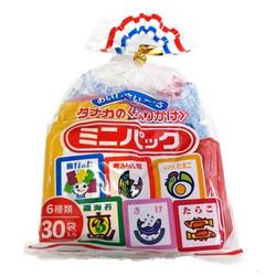 Gia vị rắc cơm Furikake nhập Nhật Bản - túi 30 gói