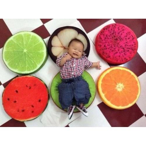 Gối hoa quả