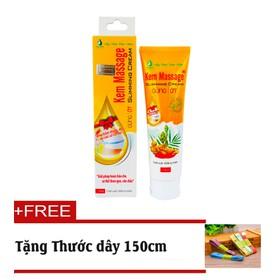 Kem massage tan mỡ Ngân Bình - Tặng thước dây - Tanmonganbinh