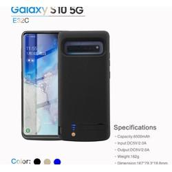 Ốp lưng kiêm sạc dự phòng cho điện thoại Cho Samsung S10 5G