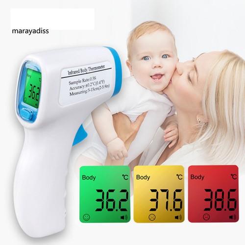 Nhiệt kế hồng ngoại kỹ thuật số hiển thị lcd dùng để kiểm tra nhiệt độ cho bé yêu - 19751703 , 24886410 , 15_24886410 , 221500 , Nhiet-ke-hong-ngoai-ky-thuat-so-hien-thi-lcd-dung-de-kiem-tra-nhiet-do-cho-be-yeu-15_24886410 , sendo.vn , Nhiệt kế hồng ngoại kỹ thuật số hiển thị lcd dùng để kiểm tra nhiệt độ cho bé yêu