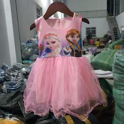 Váy công chúa Elsa cho bé 8-15kg