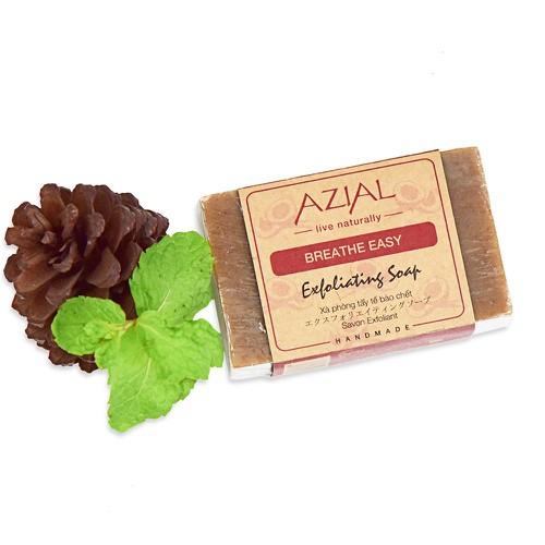 Xà phòng tẩy tế bào chết azial breathe easy exfoliating soap phù hợp với mọi loại da 100gr - 21286424 , 24513422 , 15_24513422 , 129000 , Xa-phong-tay-te-bao-chet-azial-breathe-easy-exfoliating-soap-phu-hop-voi-moi-loai-da-100gr-15_24513422 , sendo.vn , Xà phòng tẩy tế bào chết azial breathe easy exfoliating soap phù hợp với mọi loại da 100g