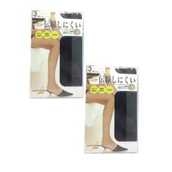 Quần tất chống xước Regart 20D màu da đen size M: 3 chiếc
