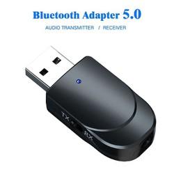 Thiết bị thu phát bluetooth 5.0 2 trong 1