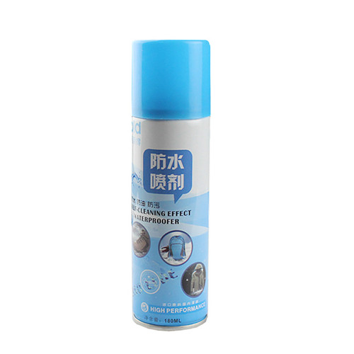 Chai xịt nano chống nước cho giày dép, quần áo 180ml