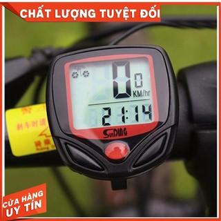 Đồng Hồ Đo Tốc Độ Xe Đạp - Đồng Hồ Đo Tốc Độ Xe Đạp thumbnail