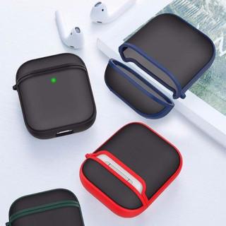 Ốp bảo vệ Airpods Likgus nhám viền màu - PKQA9817 thumbnail