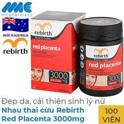 Nhau Thai Cừu Rebirth Red Placenta