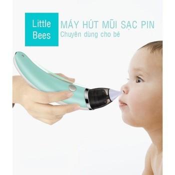 SIÊU SALE máy hút mũi tự đông an toàn cho bé - BH 3 tháng