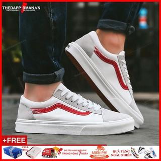 Giày Sneaker Nam Trắng - gbo3ISic10y6jTkYc5gL thumbnail