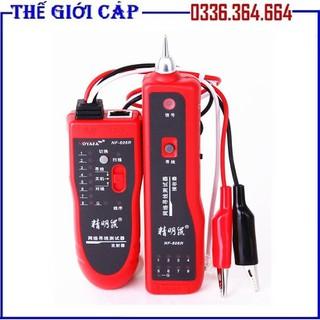Máy test dò cáp mạng và điện thoại NOYAFA NF-806R - NF-806R thumbnail