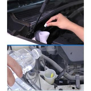 COMBO 10 viên sủi rửa kính ô tô xe hơi - VSK thumbnail