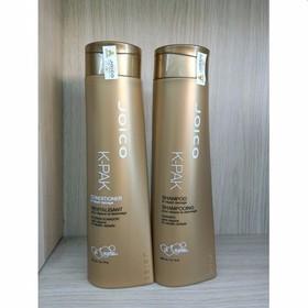 Cặp gội xả dành cho tóc khô xơ chẻ ngọn K-Pak Joico 300mlx2 - gội xả dành cho tóc khô xơ