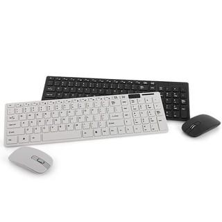 Bàn phím và Chuột không dây K06 chuẩn 2.4g có phím số - Chuột phím 2.4g - BK6674 thumbnail