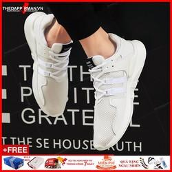 Giày Sneaker Nam King White