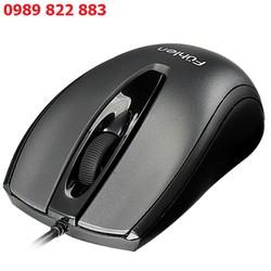 Chuột Có Dây Fuhlen L102 – Chuột dùng cho máy tính xách tay, PC