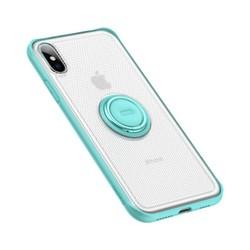 Vỏ điện thoại Ốp lưng kèm iring Baseus Bảo vệ che chở cho cả camera còn là giá đỡ cho bạn iring có thể xoay 360 độ thích hợp cho Iphone X, XS, XR, XS Max