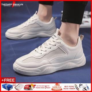 Giày Sneaker Nam Full White - cwQska6tDRICP5gkIvmP thumbnail