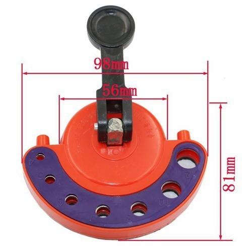 Dụng cụ định vị khoan lỗ 4-12mm