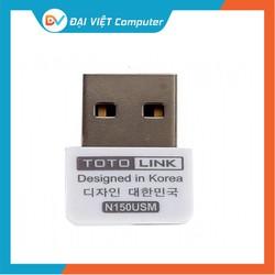 USB thu wifi TotoLink N150USM 150Mbps không râu