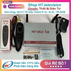 Android Box Tivi NETBOX i10 bay