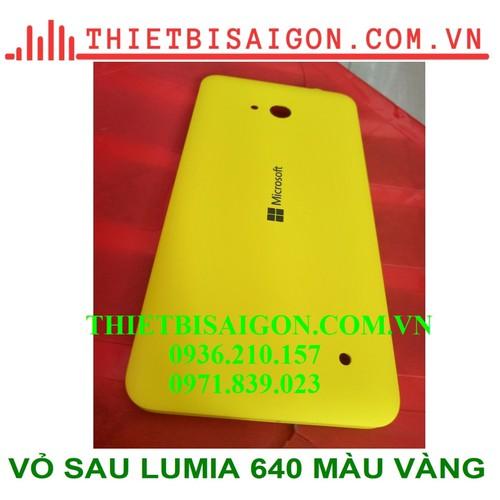 Vỏ sau lumia 640 màu vàng - 21308057 , 24541314 , 15_24541314 , 59000 , Vo-sau-lumia-640-mau-vang-15_24541314 , sendo.vn , Vỏ sau lumia 640 màu vàng