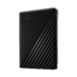Ổ cứng di động W.D My Passport 1TB new version USB3.0 - bảo hành 3 năm