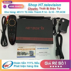 Android Box Tivi NETBOX i7 bay