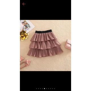 Chân váy xòe ba tầng ngắn [ĐƯỢC KIỂM HÀNG] 24540159 - 24540159 thumbnail