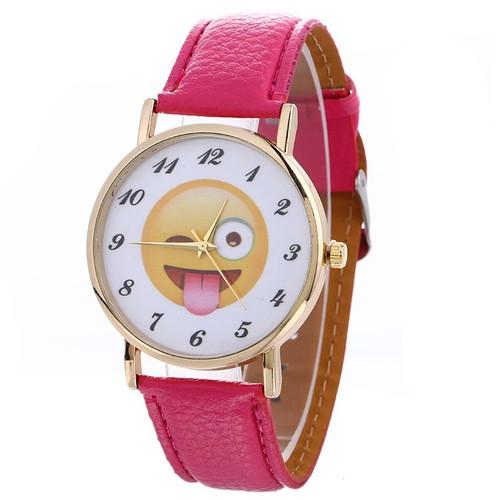 Đồng hồ đeo tay hình mặt cười - 19629952 , 24553016 , 15_24553016 , 120000 , Dong-ho-deo-tay-hinh-mat-cuoi-15_24553016 , sendo.vn , Đồng hồ đeo tay hình mặt cười
