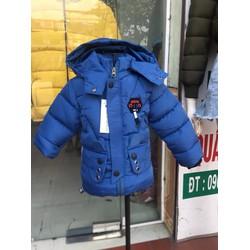 áo phao bé trai1-6 tuổi
