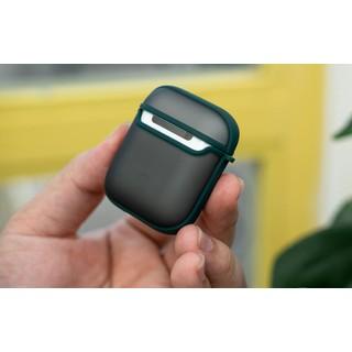 Ốp bảo vệ Airpods Likgus nhám viền màu chống xước - BDGT2335 thumbnail