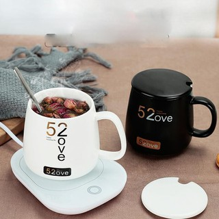 TẶNG KÈM CỐC CAFE - ĐẾ HÂM NÓNG ĐỒ UỐNG TIỆN ÍCH - ĐẾ TẶNG KÈM CỐC CAFE thumbnail