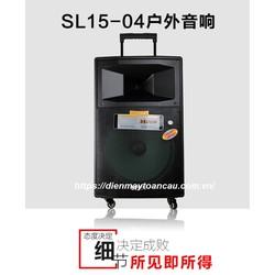 Loa Vali Kéo Hát Karaoke Công Suất Lớn Temeisheng SL15-04 F2