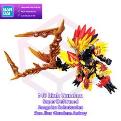 Mô Hình Gundam Bandai SD Sangoku Soketsuden 05 Sun Jian Gundam Astray - Tôn Kiên [GDB] [BSD]