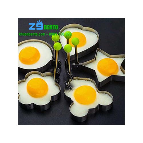 Combo 5 khuông chiên trứng nhiều hình - 21318910 , 24555262 , 15_24555262 , 59000 , Combo-5-khuong-chien-trung-nhieu-hinh-15_24555262 , sendo.vn , Combo 5 khuông chiên trứng nhiều hình