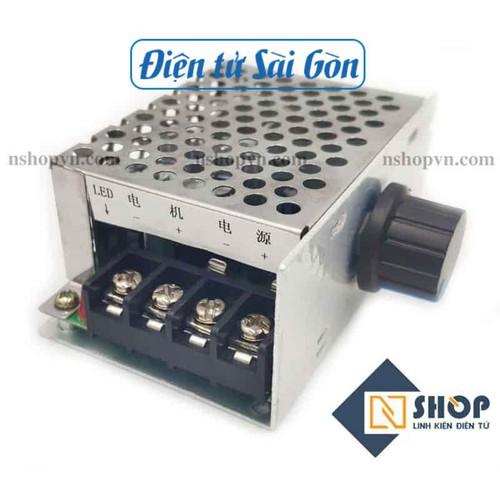 Bộ điều khiển tốc độ động cơ dimmer dc 20a - 21325269 , 24562928 , 15_24562928 , 128000 , Bo-dieu-khien-toc-do-dong-co-dimmer-dc-20a-15_24562928 , sendo.vn , Bộ điều khiển tốc độ động cơ dimmer dc 20a