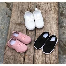 Giày cổ chun cho bé gái bé trai