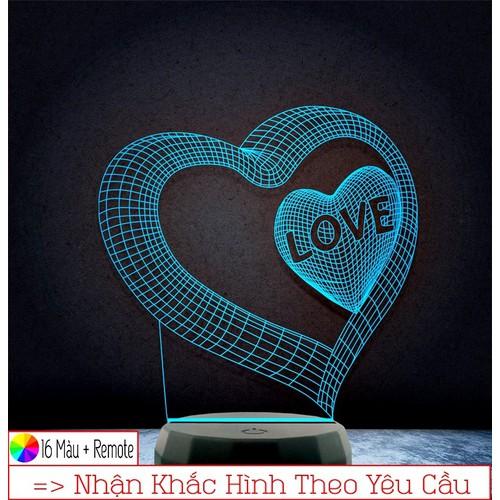 Đèn led 3d trang trí trái tim love – qùa tặng độc đáo, đèn trang trí, đèn để bàn, đèn phòng ngủ, thiết kế khắc hình theo yêu cầu - 21343099 , 24587641 , 15_24587641 , 139000 , Den-led-3d-trang-tri-trai-tim-love-qua-tang-doc-dao-den-trang-tri-den-de-ban-den-phong-ngu-thiet-ke-khac-hinh-theo-yeu-cau-15_24587641 , sendo.vn , Đèn led 3d trang trí trái tim love – qùa tặng độc đáo, đè