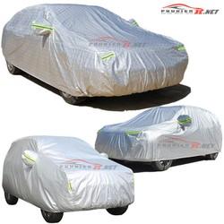 Bạt phủ xe ô tô 4 chỗ, 5 chỗ, 7 chỗ, bán tải cách nhiệt cao cấp