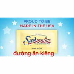Đường ăn kiêng Splenda - Mỹ