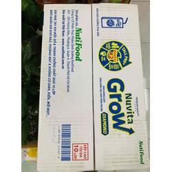 Thùng sữa hộp Nuvita Grow Diamond 48x180ml