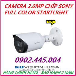 CAMERA 2.0MP CHÍP SONY FULL COLOR STARTLIGHT KX-F2101S