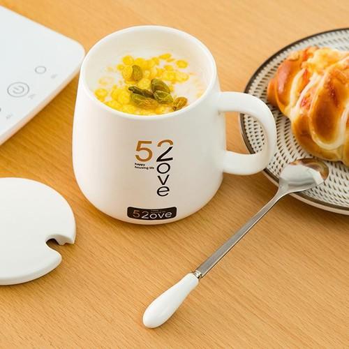Máy hâm nóng thực phẩm đa chức năng - kèm cốc - thìa- cốc giữ nhiệt