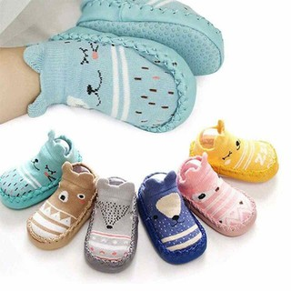 Giày vớ-giày vớ tập đi cho bé
