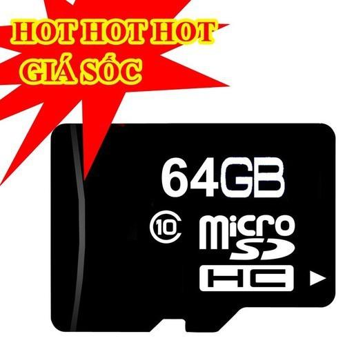 Thẻ nhớ 64gb - giảm giá cực sốc