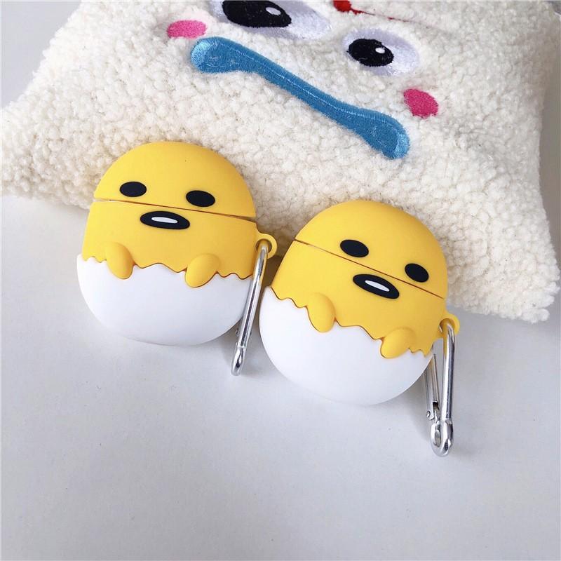 Ốp Airpods trứng gà - PK493
