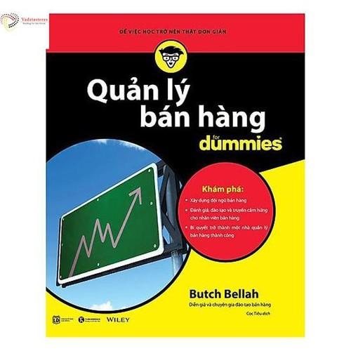 Sách - quản lý bán hàng for dummies - 21339825 , 24582676 , 15_24582676 , 155000 , Sach-quan-ly-ban-hang-for-dummies-15_24582676 , sendo.vn , Sách - quản lý bán hàng for dummies